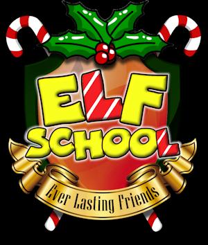 Elf School Logo